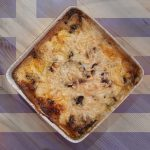 vegan moussaka recipe